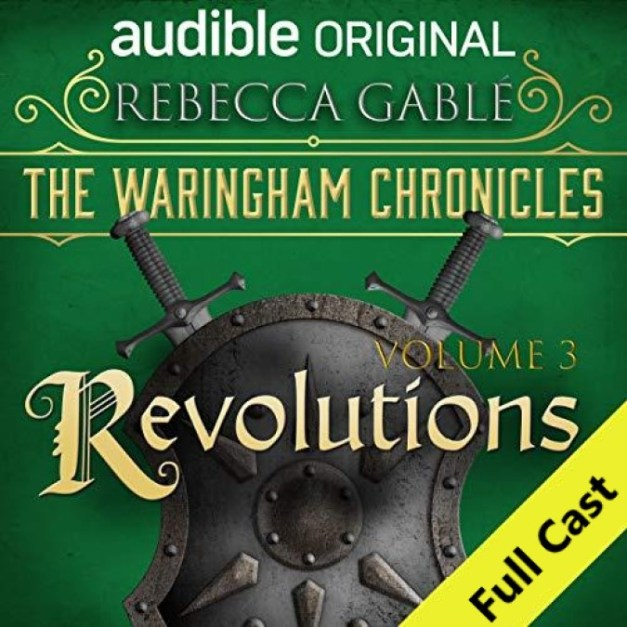 The Waringham Chronicles [3] Revolutions