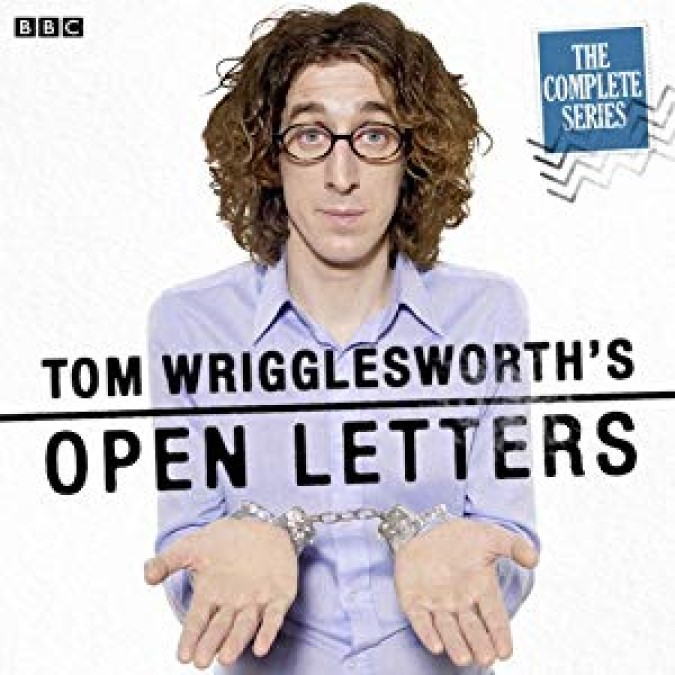 Tom Wrigglesworths Open Letters