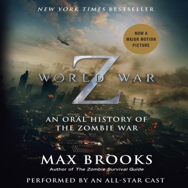 World War Z Max Brooks
