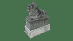 Chinese Lion in Nai Wai