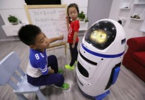 Educational Robot for elementary students