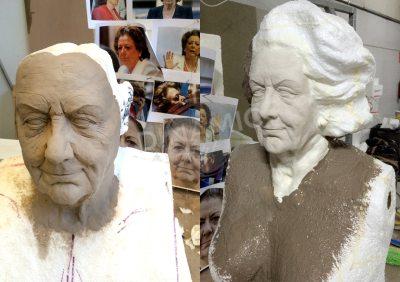 Escultura-porexpan-Rita
