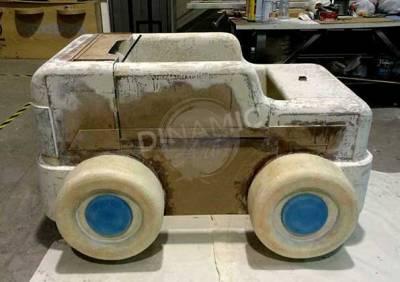 coche carroza poliespan 3