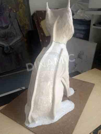 escultura-hiperrealista-gato-3