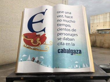 libro leche gaza cabalgata 2019