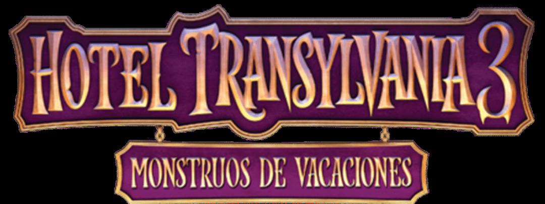 logo hotel transilvania 3 monstruos de vacaciones