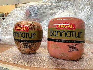 Bonnatur jamón ficticio
