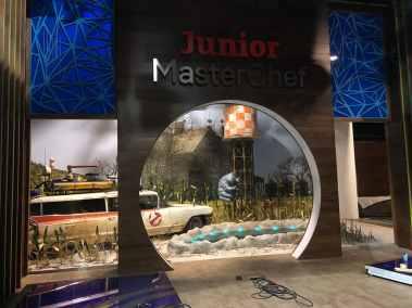 Cazafantasmas MasterChef Junior 8 10