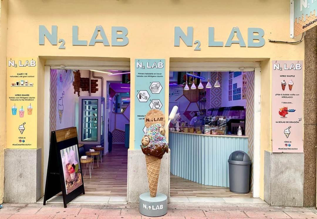 entrada local n2 LAB