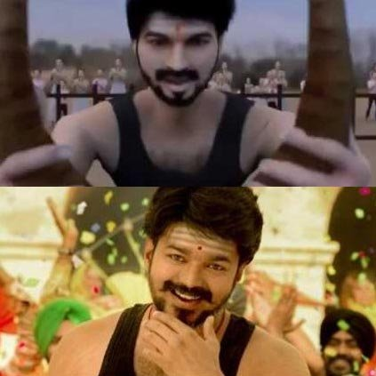 mersal fan made animated teaser