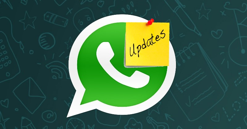 whatsapp updates we can retrive the sent message