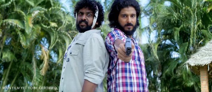 Chennai 2 Singapore Official Trailer