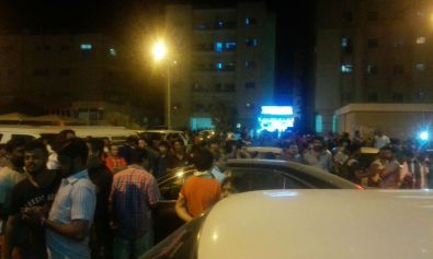 earthquake at kuwaith