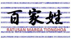 SERATUS MARGA TIONGHOA