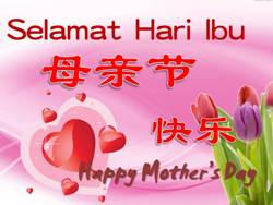 ucapan selamat hari ibu internasional