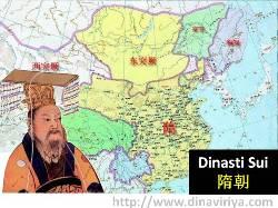 sejarah dinasti sui
