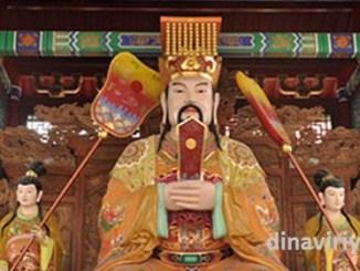 Asal-usul Sembahyang Kaisar Langit (Tian Gong)