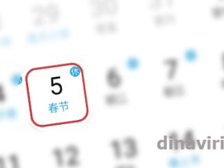 Jadwal Hari Raya Penting dalam Tradisi Tionghoa