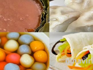 Makanan Tradisional di Tahun Baru Imlek