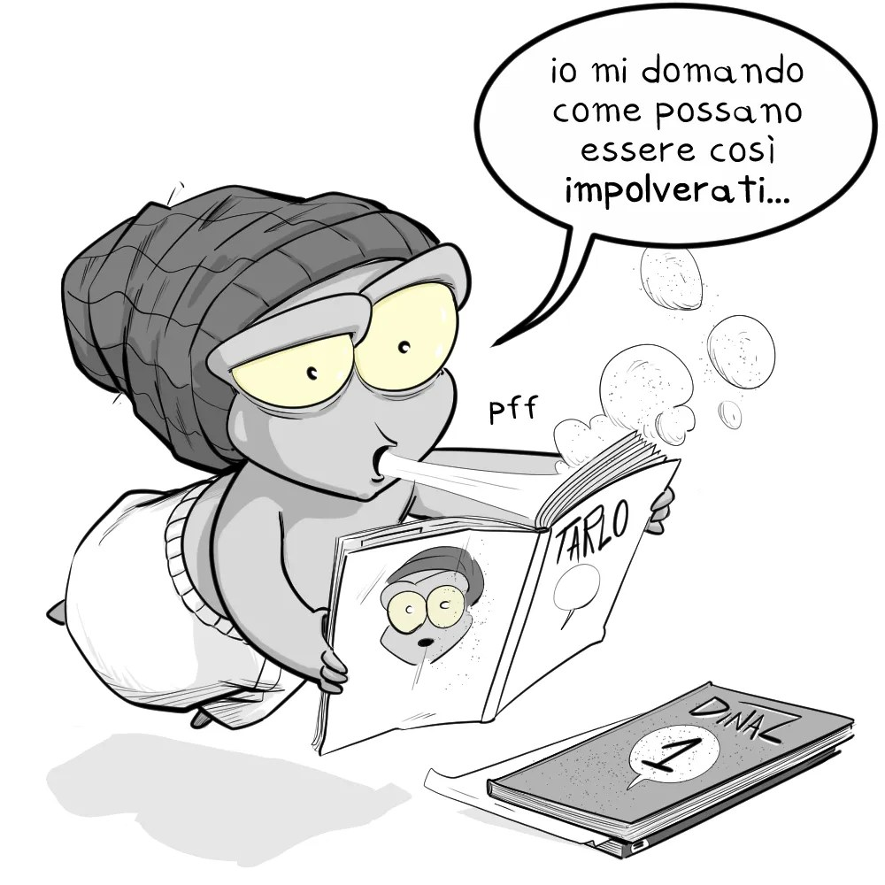 archivio dinaz.it blog a fumetti