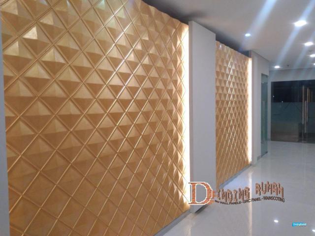 panel dinding gipsum
