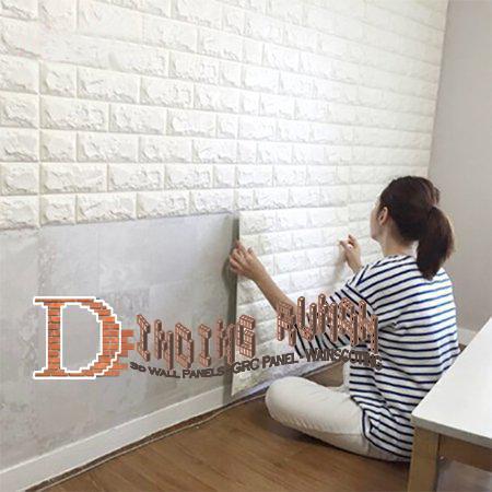 3d wall panel styrofoam