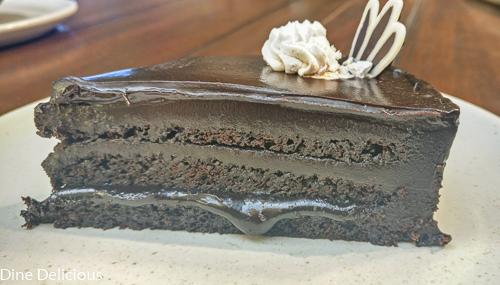 Midnight Chocolate Torte