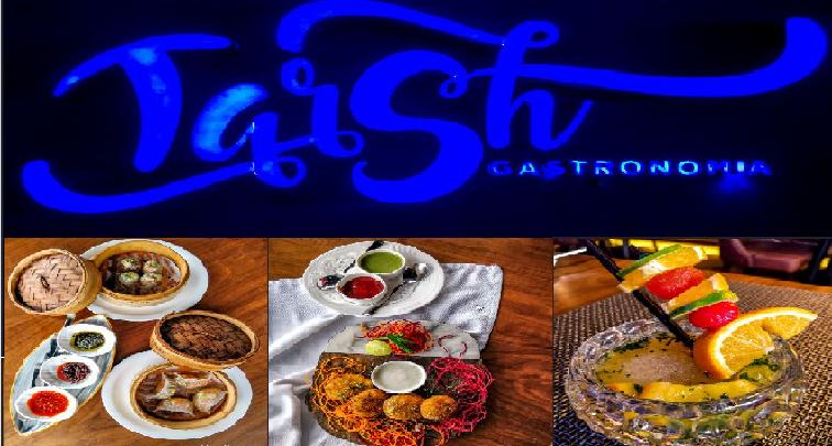 Tarsh Gastronomia, Pune