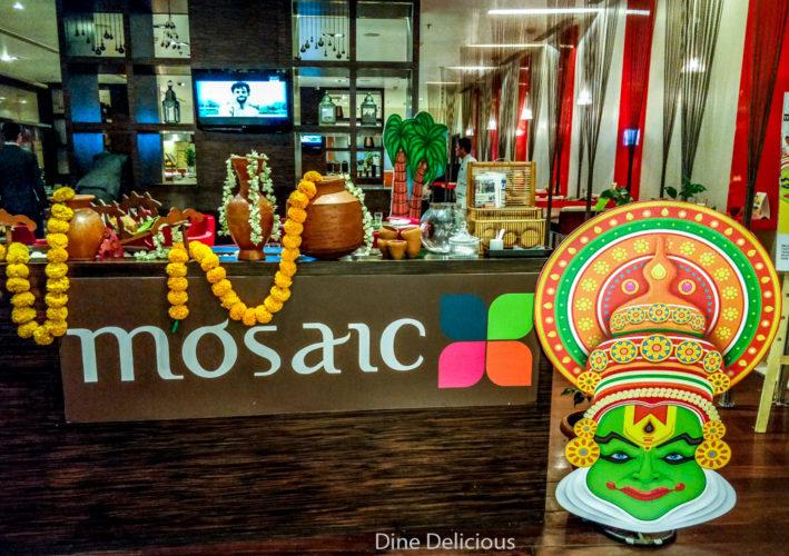 Mosaic - Crowne Plaza