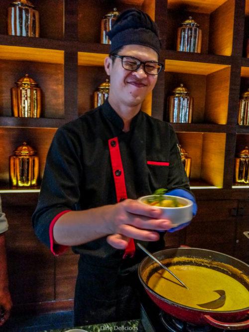 Chef Surachai Arsarat