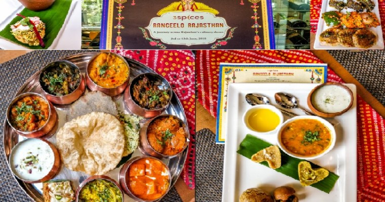 Rajasthani Food Fest at Double Tree by Hilton, Pune