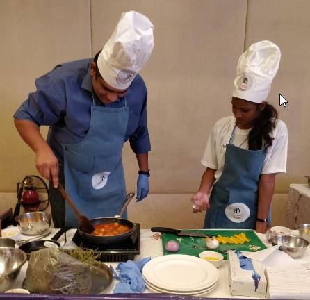 Cook with Hyatt