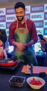 Cooking with Chef Ranveer Brar