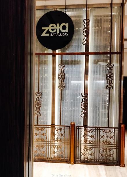 Zeta - Hyatt Regency