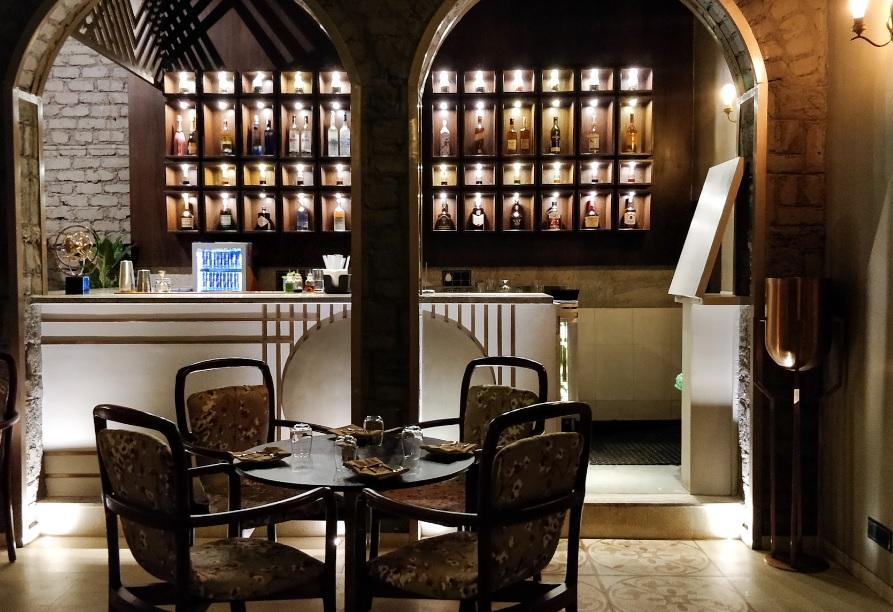 Tathya Restaurant Pune  Interiors