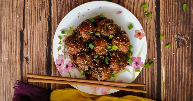 Veg Manchurian Dry Recipe, How to Make Veg Manchurian at Home