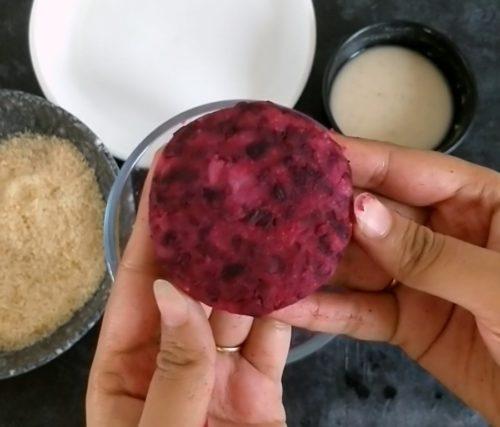 Beet Cutlet Recipe