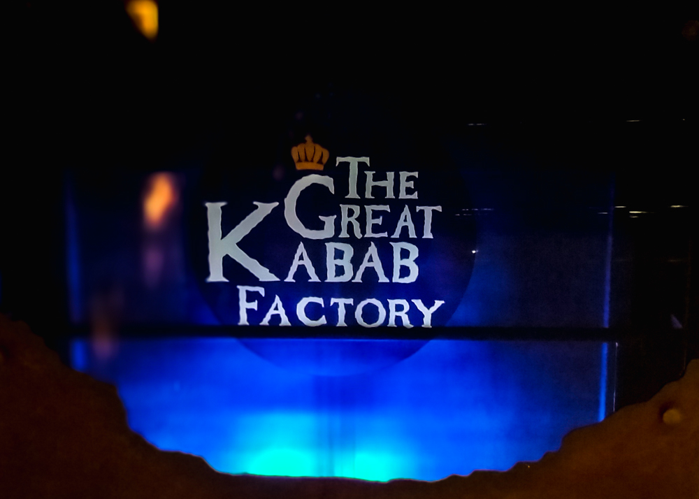 The Great Kebab Factory, Radisson Blu, Kharadi