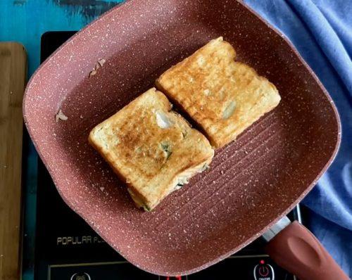 Aloo Sandwich Step by Step