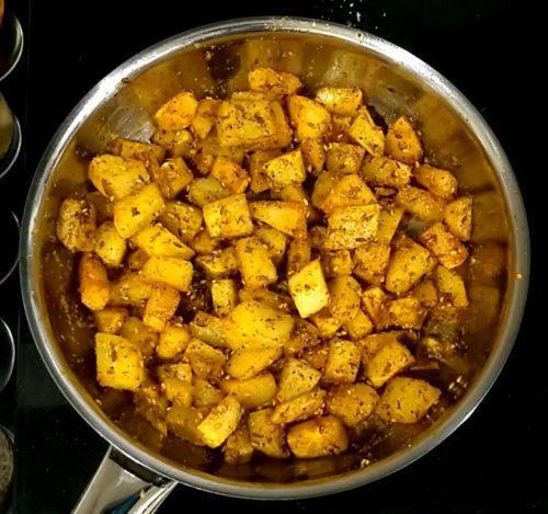Sabji recipe