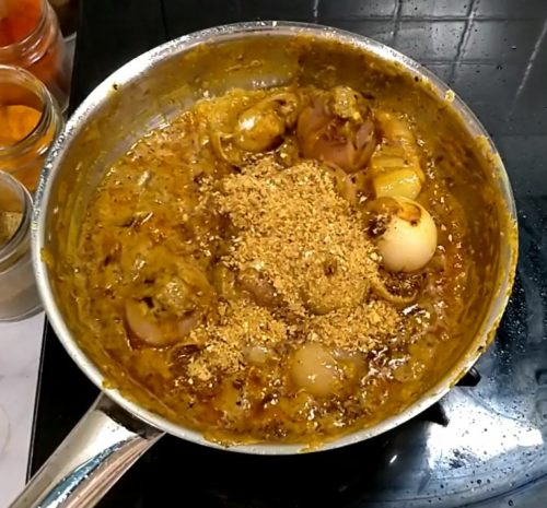 Stuffed Onion Recipe