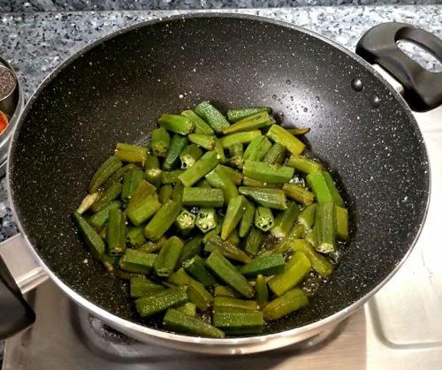 Bhindi Recipe
