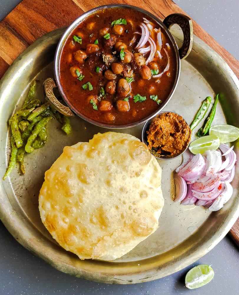 Bhatura Recipe, Instant Punjabi Bhature Recipe