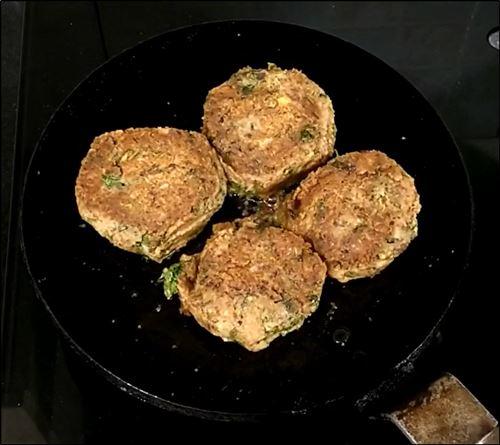 kale chane kebab