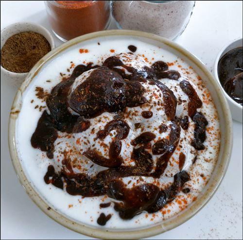 Instant Sooji Dahi Bhalla Recipe