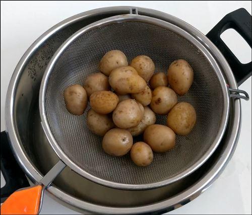 Potato starter Recipe
