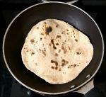whole wheat tandoori roti
