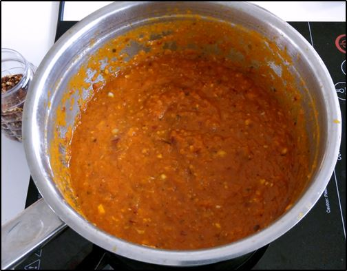 pizza sauce at home