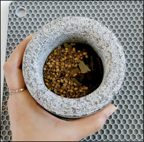 homemade kadhai paneer masala