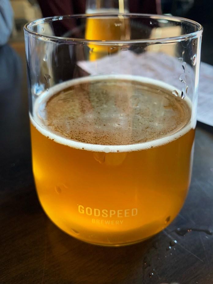 Godspeed Beer